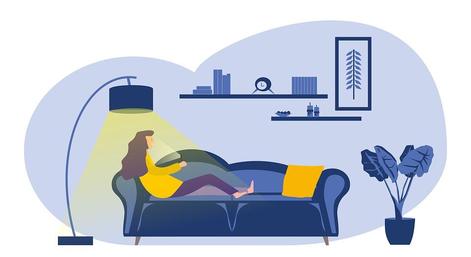 Klid na gauči